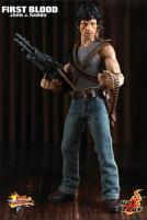 Sylvester Stallone As John J. Rambo I Sixth Scale Statue