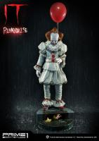 Pennywise  The Stephen Kings It Es 2017 Half-Size Statue