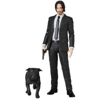 John Wick Chapter 2 MAF EX Action Figure