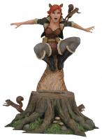 Doreen Green As Squirrel Girl Marvel Comic Gallery Statue Diorama