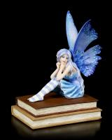 The Book Muse Fairy Premium Figure knižní víla soška