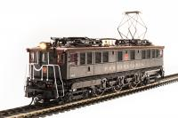 Electric Locomotive HO 4702 PRR P5a PASSENGER Boxcab  #4766 DGLE, Brown Roof  Gold Leaf Roman Lettering Paragon3 Sound/DC/DCC