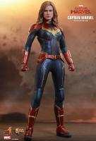Carol Danvers a.k.a. Captain Marvel Sixth Scale Collectible Figure