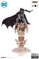 Batman The Arkham Asylum DELUXE Art Scale 1/10 Statue
