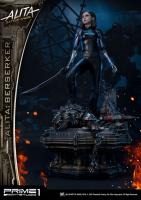 Rosa Salazar As Alita Battle Angel The Berserker Premium Masterline Quarter Scale Statue