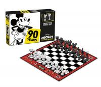 Mickey The True Original Disney Chess Collectors Set  šachovnice s figurkami