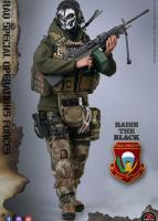 "SAW GUNNER The Iraq Special Operations Forces ""ISOF"" Sixth Scale Collector Figure"