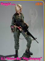 Female Shooter The Vietnam War Sixth Scale Collector Action Figure