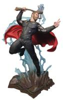 THOR The Avengers Infinity War Marvel Movie Milestones Statue