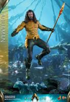 Jason Momoa As Aquaman Movie Masterpiece Sixth Scale Figure Diorama