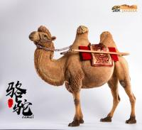 Bactrian Camel For Sixth Scale Figure