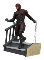 Daredevil Down A Staircase Marvel TV Premier Collection Statue