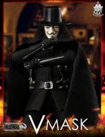 V MASK One:12 Scale Collector Action Figure