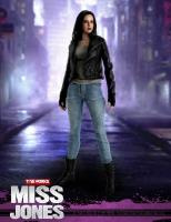Miss Jones Sixth Scale Collector Figure