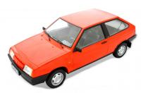 LADA 2108 Samara Red 1/18 Die-Cast Vehicle