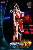 Mai Shiranui The Alluring Ninja Girl Sixth Scale Figure