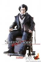Johnny Depp As Sweeney Todd The Demon Barber of Fleet Sixth Scale Collectible Figure