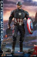 Chris Evans As Captain America The Avengers Endgame Sixth Scale Collectible Figure