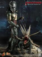 Tracker Predator And Hound Sixth Scale Collectible Figure Diorama