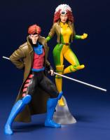 Gambit & Rogue The X-Men 92 ARTFX+ 1/10 Statue Set