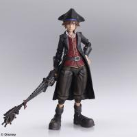 SORA The Kingdom Hearts III Pirates of Caribbean World. Bring Arts Action Figure