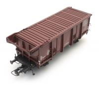 Nederlandse Spoorwegen HO 2-Axe GTU Tms 033-8 Covered Wagon