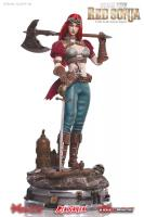 Red Sonja Steampunk DELUXE Sixth Scale Collectible Figure