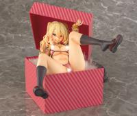 Sari Shibusa As Gift Box Girl Sexy Anime Figure