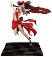 Alisa Ilyinichna Omela In Crimson Anniversary Dress Sexy Anime Figure