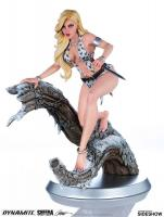 Sheena Arctic Variant The Queen of the Jungle Sixth Scale Statue