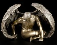 Angels Rest The Male Act Bronzed Premium Figure
