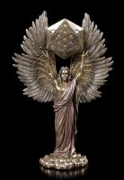 Metatron The Winged Angel Bronzed Premium Figure Diorama