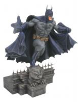 Batman Atop A Gotham City Rooftop DC Comic Gallery PVC Statue