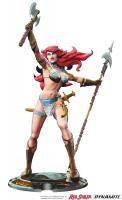 Red Sonja 45th Anniversary Frank Thorne Statue