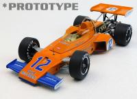 M16 1972 Indianapolis 500 Racing Livery 1/18 Die-Cast Vehicle