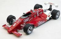 85C 1985 March Winner Indianapolis 500 Racing Livery 1/18 Die-Cast Vehicle