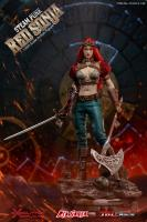 Red Sonja the Steam Punk Sixth Scale Collector Figure
