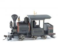 Porter 0-4-2 Spectrum On30 Logging Steam Locomotive DCC Sound