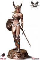 Tariah The Silver Valkyrie ComiX Sixth Scale Collector Figure