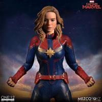 Captain Marvel One:12 Collective Action Figure