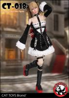 Lolita Maid The Female Black Costume Sixth Scale Collector Figure