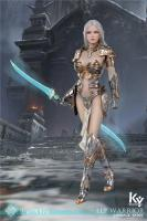 BurRhea The Elf Female Warrior Sixth Scale Collector Figure