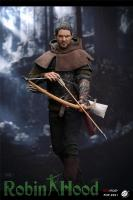 Russell Crowe As Chivalrous Robin Hood Sixth Scale Collectible Figure
