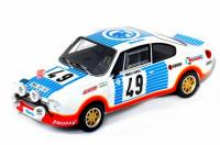 Škoda 130 RS No. 49 rally Monte Carlo 1977 Winner  Racing Livery 1/18 Die-Cast Vehicle model auta Skoda