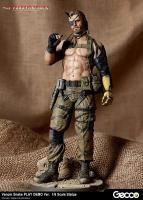 Venom Snake The Phantom Pain Demo Sixth Scale Collectible Figure