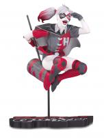 Harley Quinn DC Comics Red, White & Black Guillem March Statue