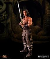 Arnold Schwarzenegger As Conan the Barbarian Sixth Scale Collectible Figure