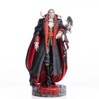 Dracula The Vampire Castlevania: Symphony of the Night Statue