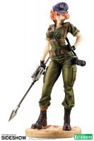 Lady Jaye The G.I. JOE BISHOUJO Statue