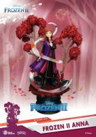 Anna The Frozen Disney D-Stage PVC Statue Diorama